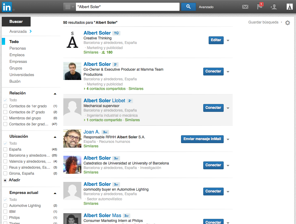 Alberts Solers a LinkedIn